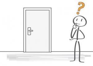 Tür verschlossen - was nun?