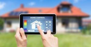 Hauskontrolle durch Smartphone