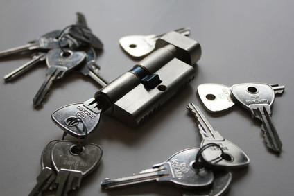 Schlüssel und Schließzylinder